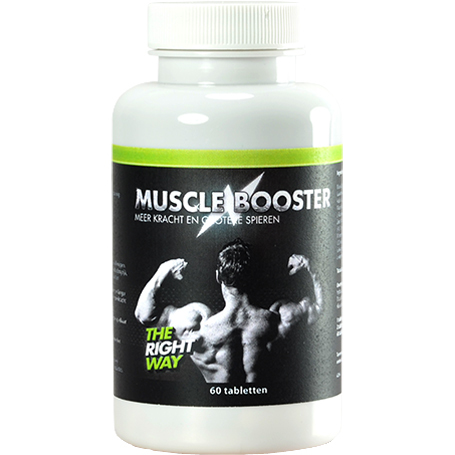 Image of Muscle Booster, 60 Tabletten