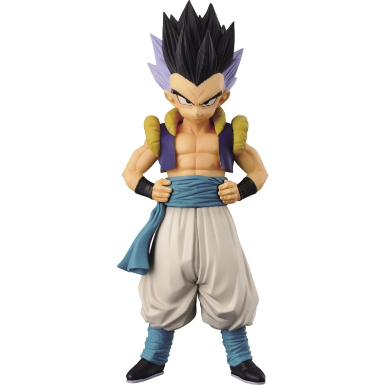Image of Dragonball Z: Master Stars The Gotenks Figurine