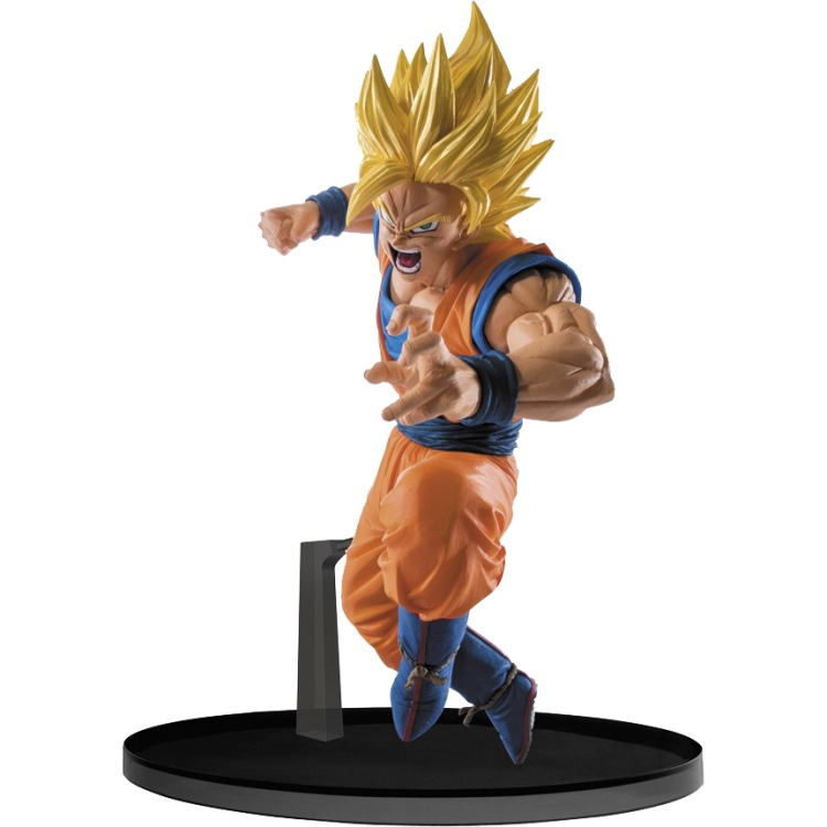Image of Dragon Ball Z: Sculptures - Super Saiyan Goku