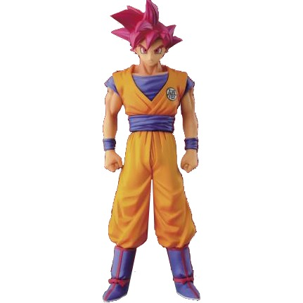 Image of Dragon Ball Z: Super Saiyan God Son Goku