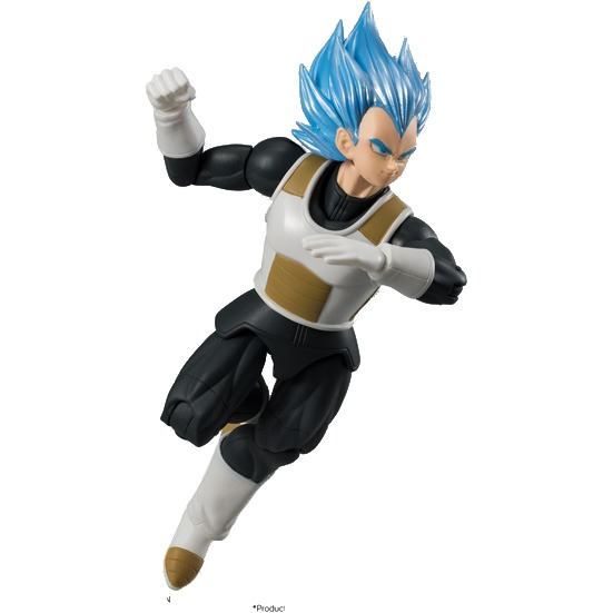 Image of Dragonball Z: Shodo 2 Super Saiyan GSS Vegeta