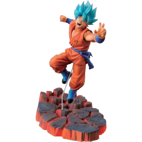 Image of Dragonball Z: Super Saiyan God SS Son Goku
