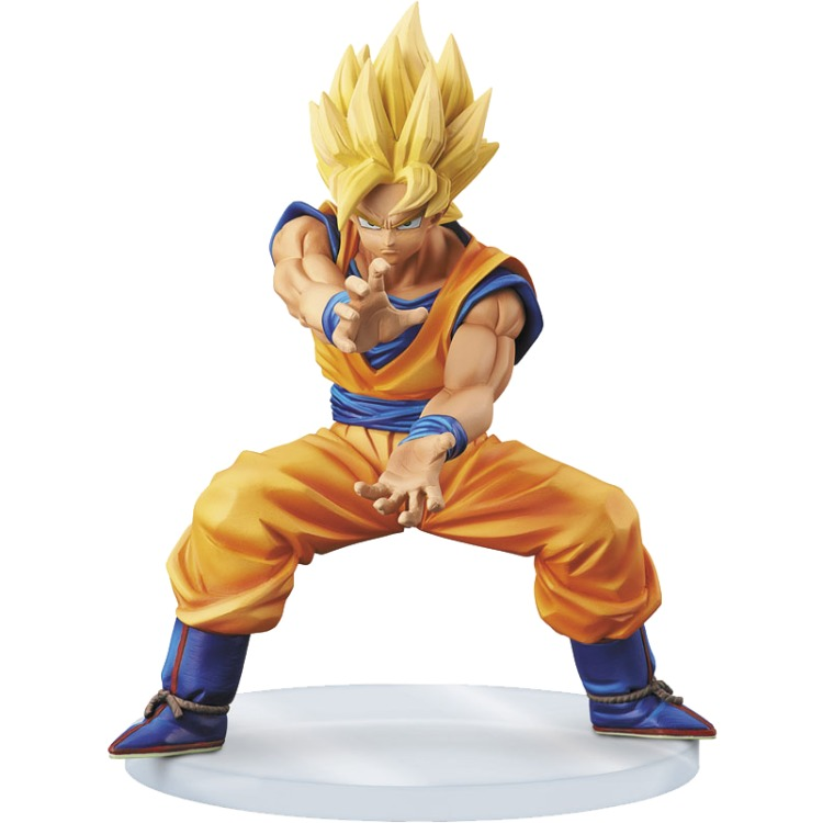 Image of Dragonball Z: Dramatic Showcase Figure