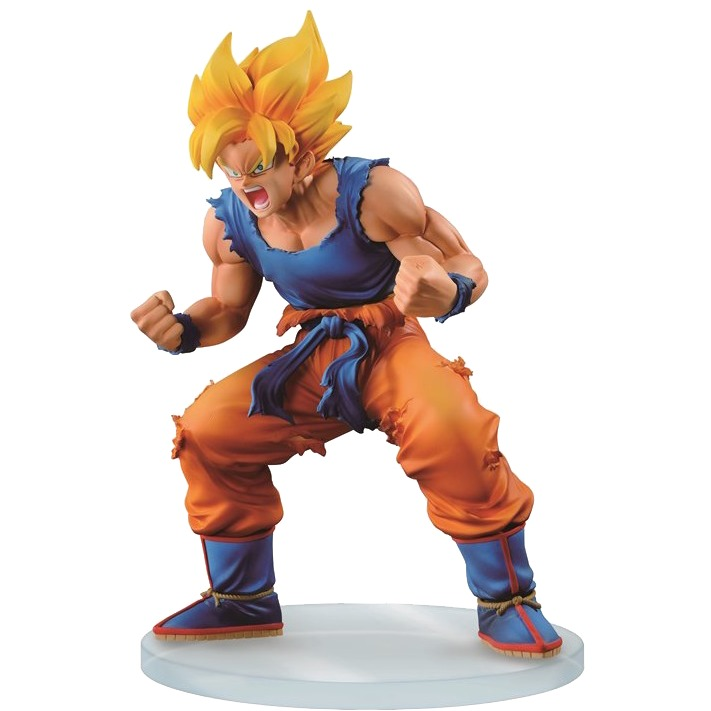 Image of Dragon Ball Z: Dramatic Showcase Super Sayan Goku