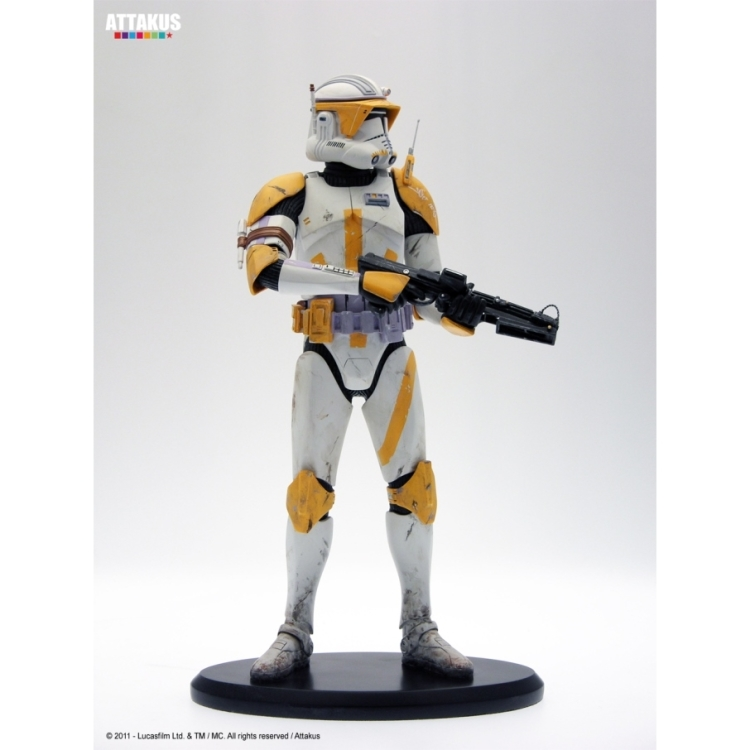 Image of Star Wars: Cody - Ready To Fight Statue