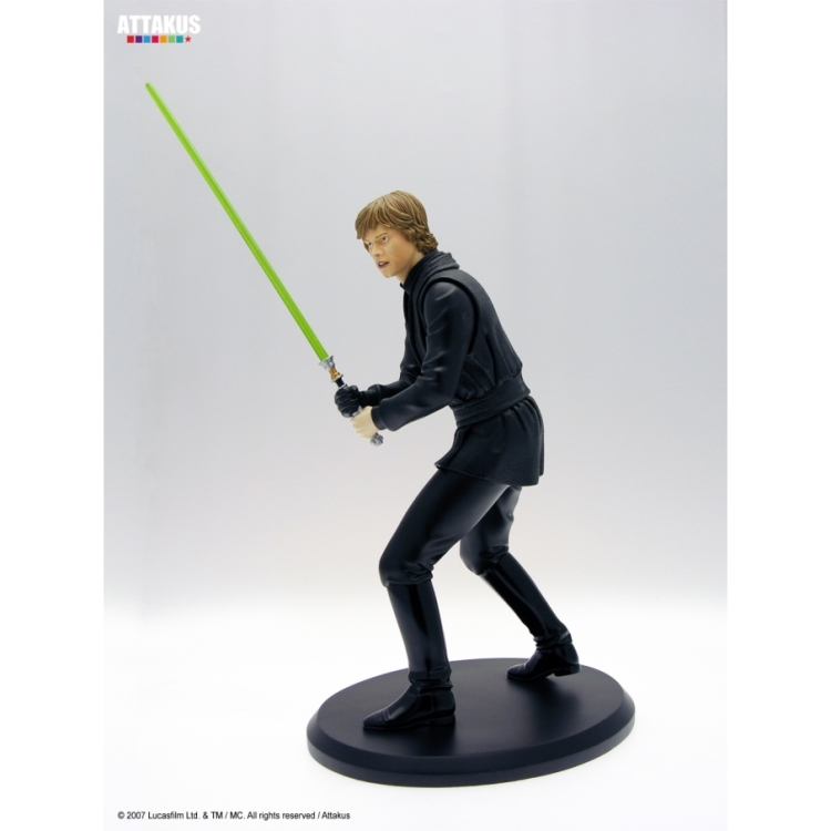 Image of Star Wars: Luke Jedi Knight Statue