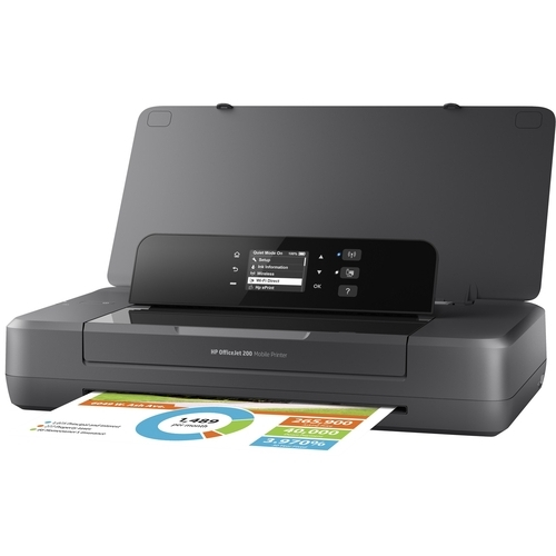 HP OFFICEJET 200 MOBILE PRINTER 10PPM (CZ993A#BHC)