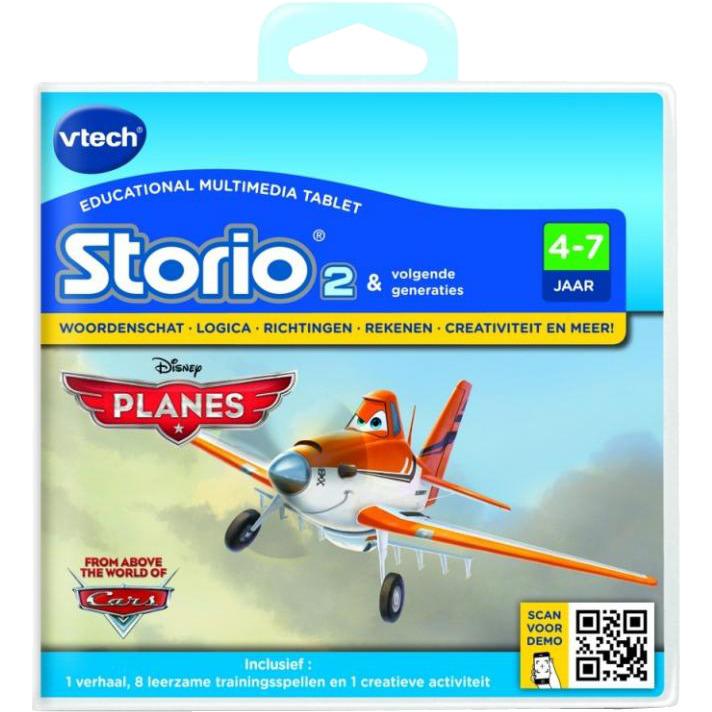 Vtech Storio 2 game Disney Planes