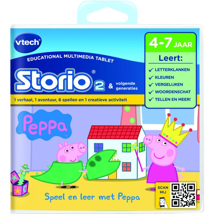 VTech Storio 2 Peppa