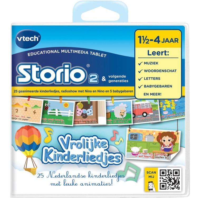 Vtech Storio 2 Nursery Rhymes