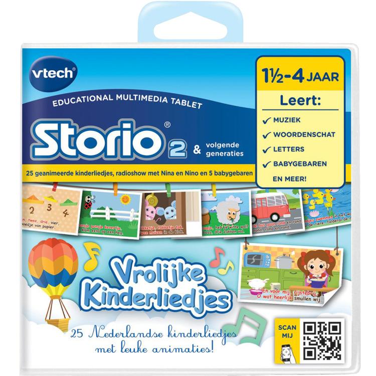Vtech Storio 2 Nursery Rhymes