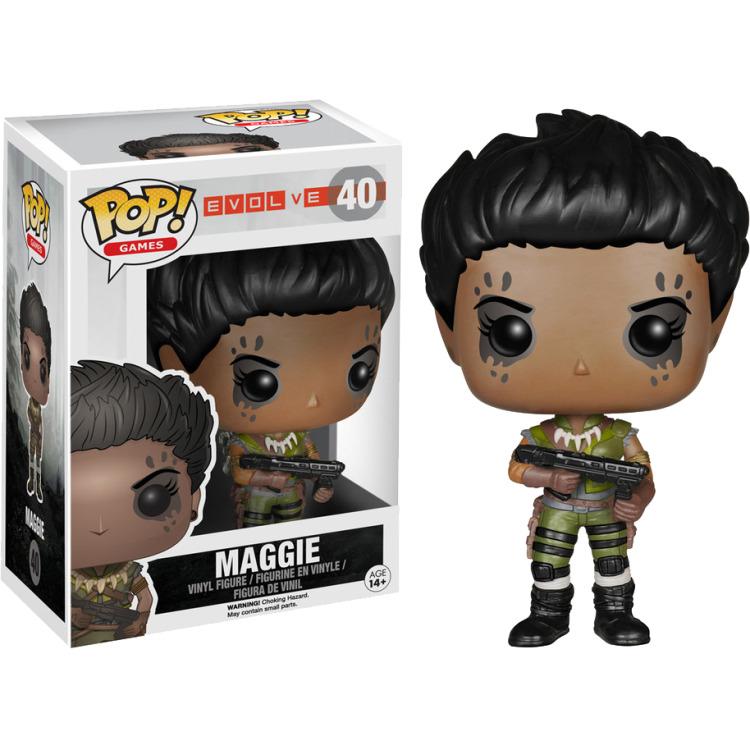 Evolve Maggie Pop! Vinyl Figure