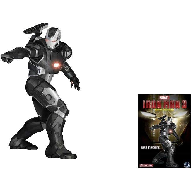 Image of Iron Man 3: War Machine Scale 1:9 Model Kit