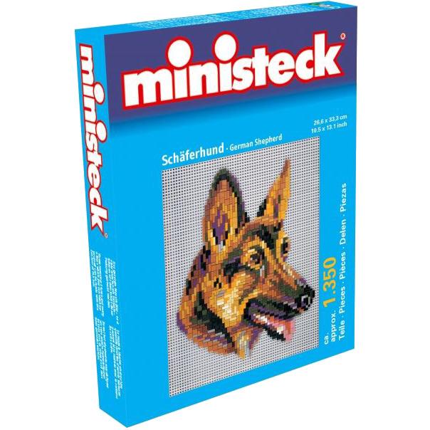 Ministeck herdershond