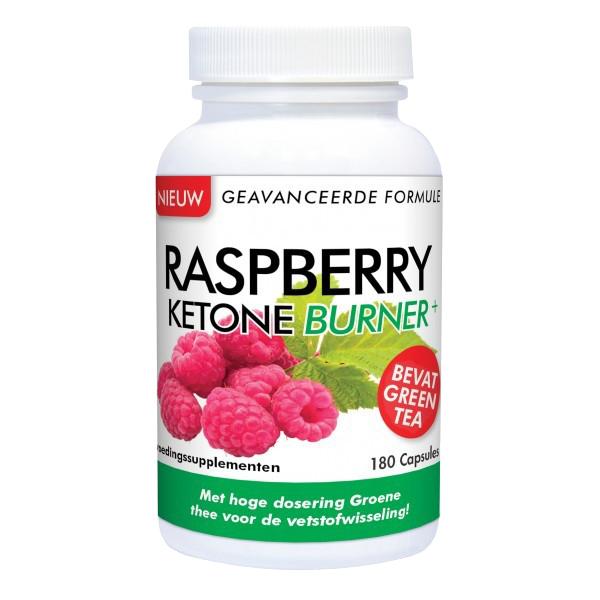 Image of Raspberry Ketone Burner+, 180 Capsules