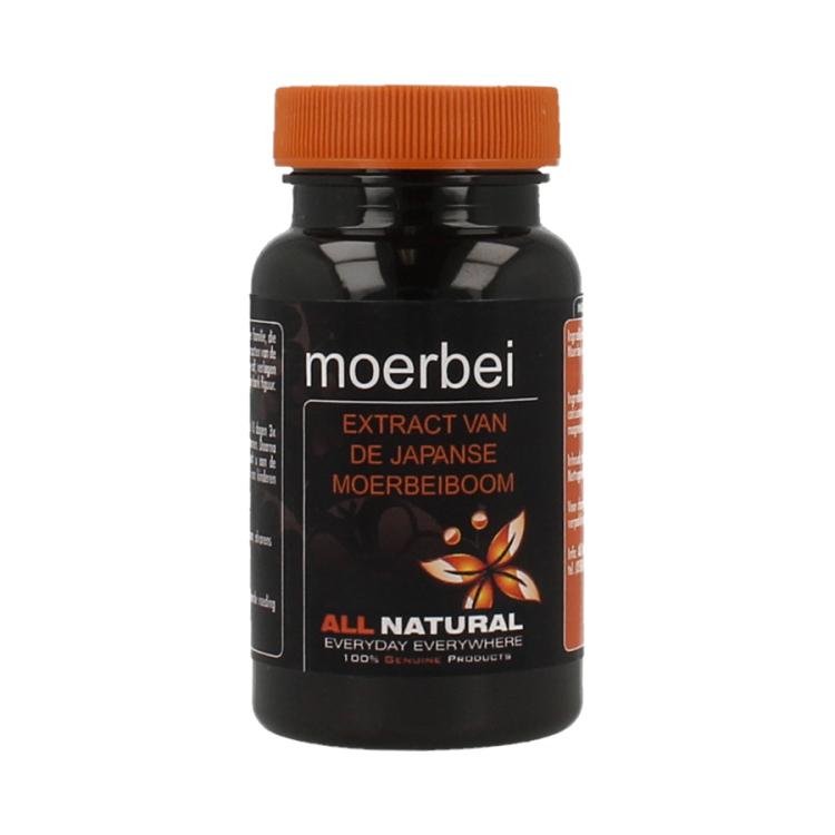 Image of Moerbei-extract, 60 Tabletten