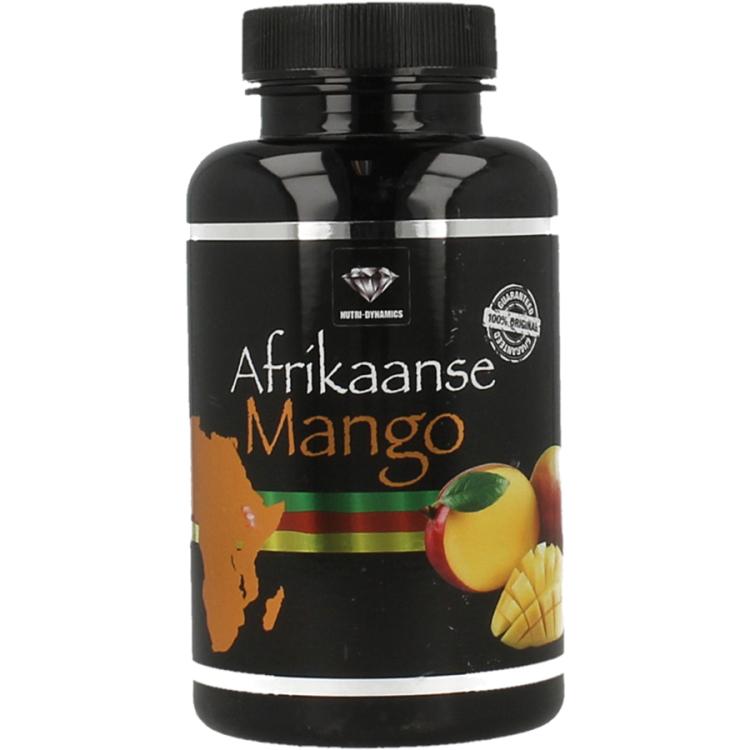 Image of Afrikaanse Mango, 60 Capsules