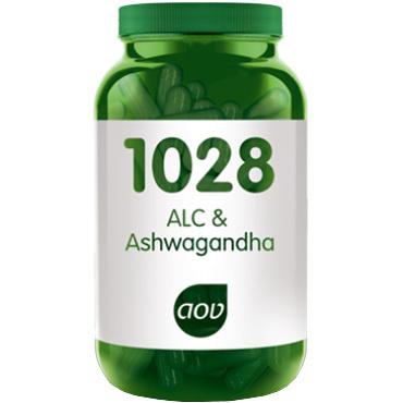 Image of 1028 ALC & Ashwagandha, 60 Vegacaps