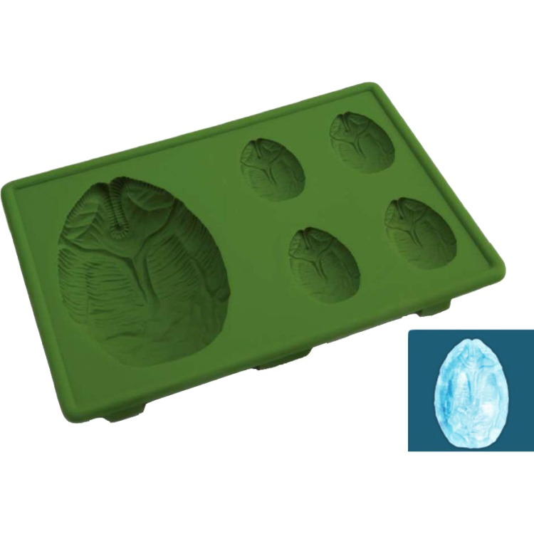 Productafbeelding voor 'Alien Egg Pod Silicone Tray'