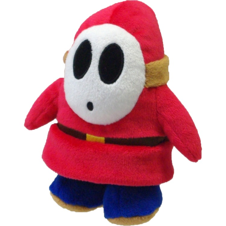 Super Mario Bros.: Shy Guy 5 Inch Plush