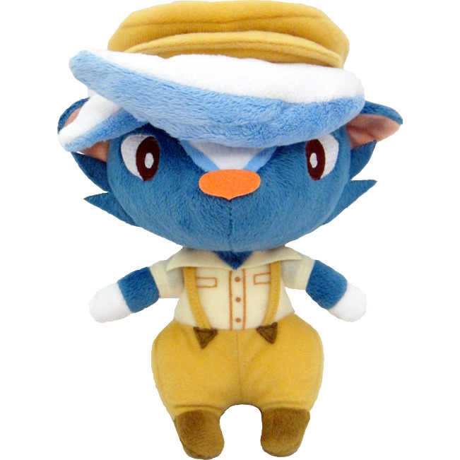 Animal Crossing: Kicks 7 Inch Plush