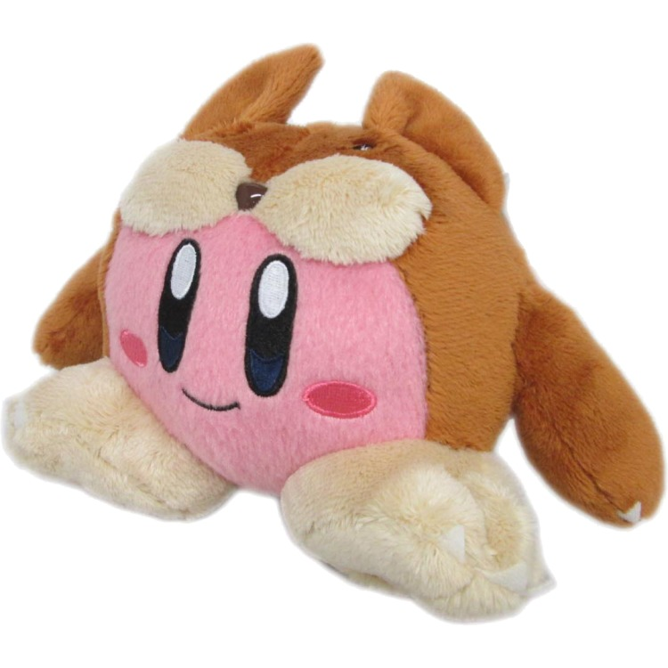 Nintendo: Kirby 6 Inch Animal Plush