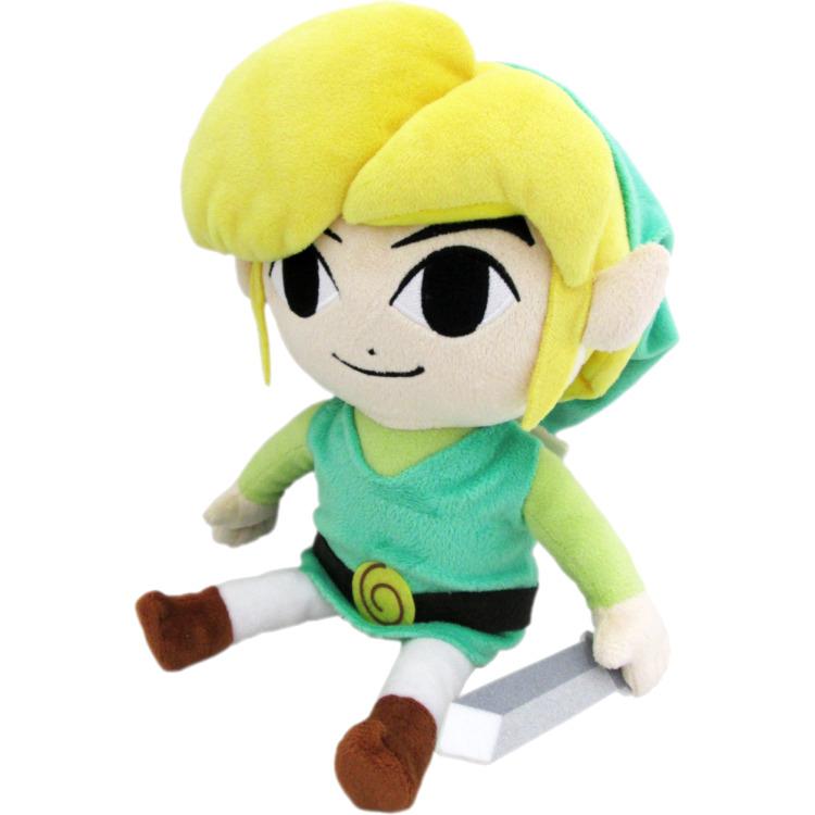 Legend Of Zelda: The Wind Waker Link 8 Inch Plush