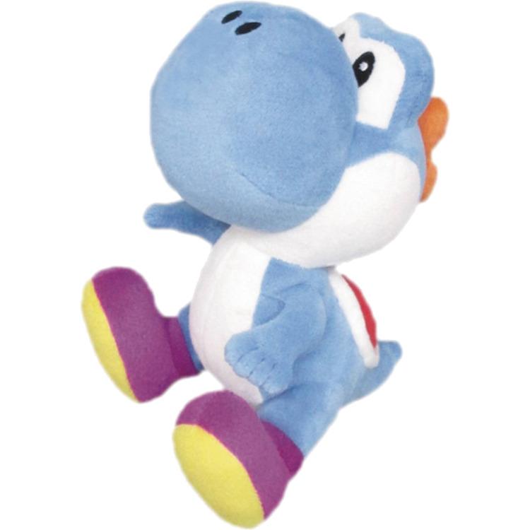 Super Mario Bros.: Blue Yoshi 6 Inch Plush