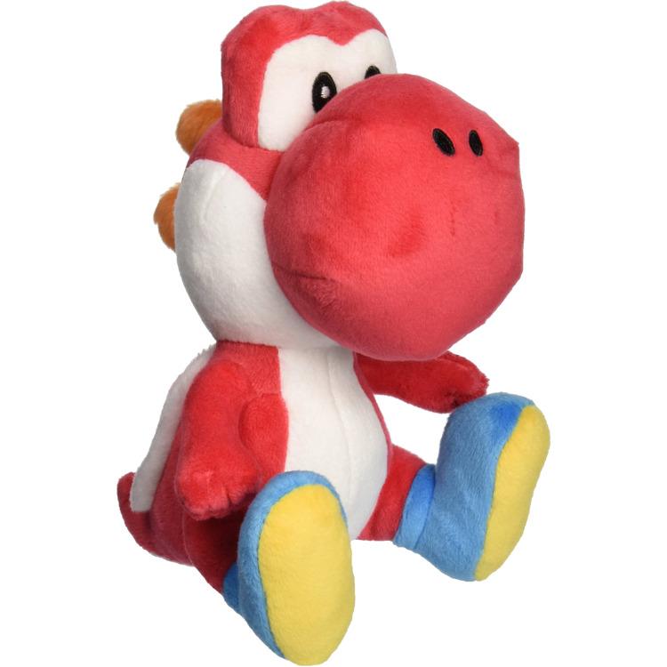 Super Mario Bros.: Red Yoshi 6 inch Plus