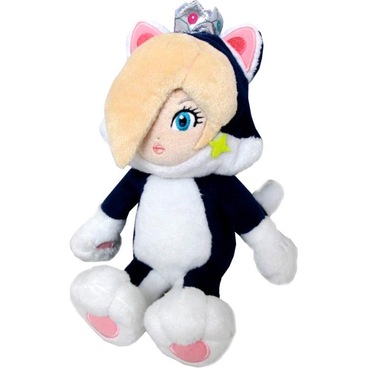 Super Mario Bros.: Cat Rosalina 9 Inch Plush