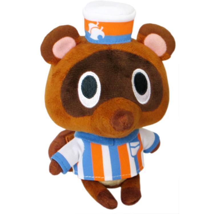 Animal Crossing: Timmy Store Clerk 5 Inch Plush