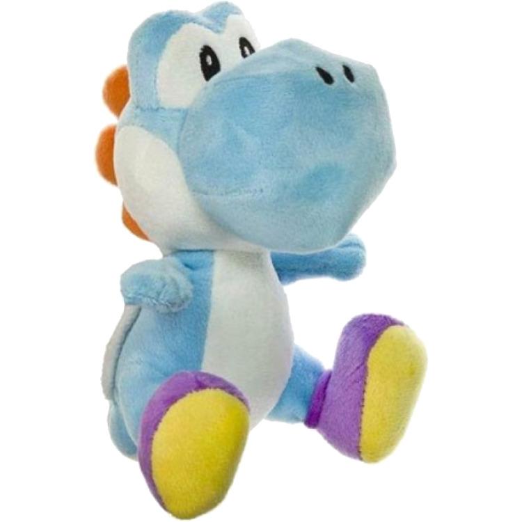 Super Mario Bros.: Light Blue Yoshi 6 Inch Plush