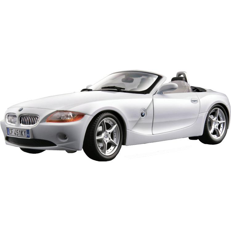 Image of BMW Z4 1:18 wit