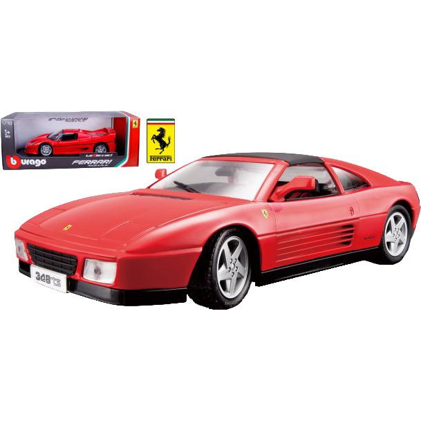 Image of Bburago Ferrari 348 TS (1:18)