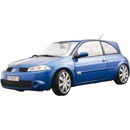 Renault Magane Sport 1:18 Blauw