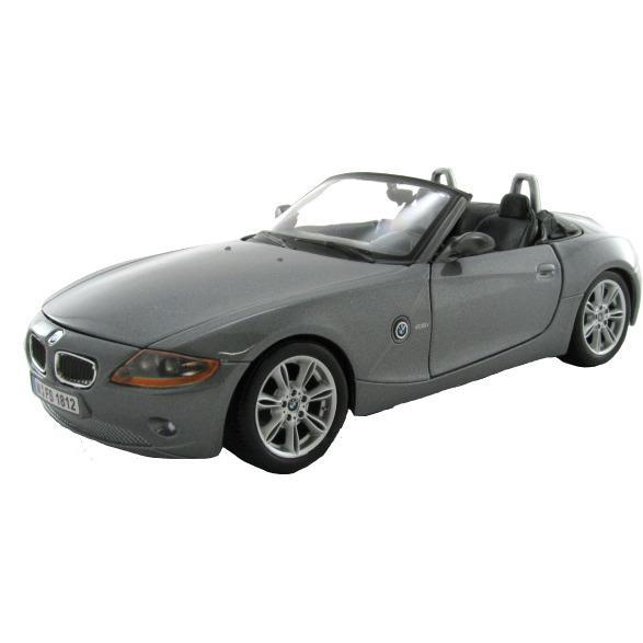 Image of BMW Z4 1:24 grijs