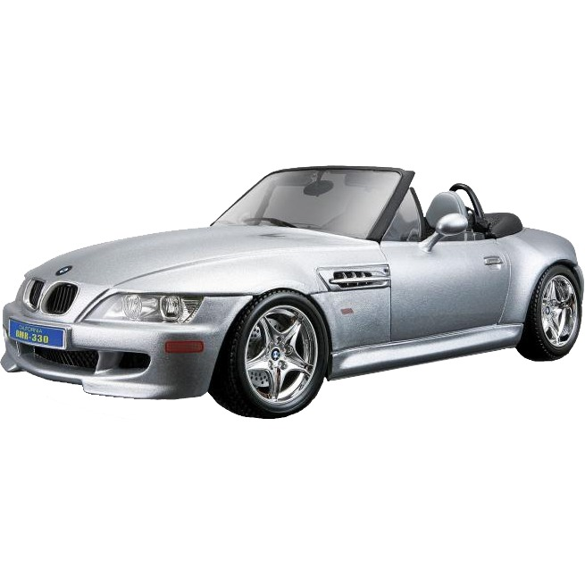 Image of BMW M Roadster 1:18 zilver