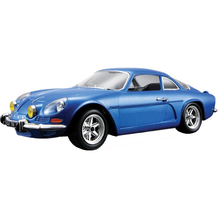 Renault Alpine 1971 1:24 Blauw