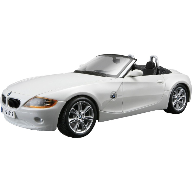 Image of BMW Z4 N.l. 1:24 wit
