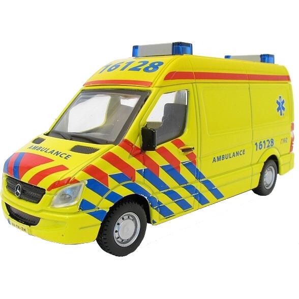 Bburago Mercedes-Benz Sprinter: Ambulance NL 1:50