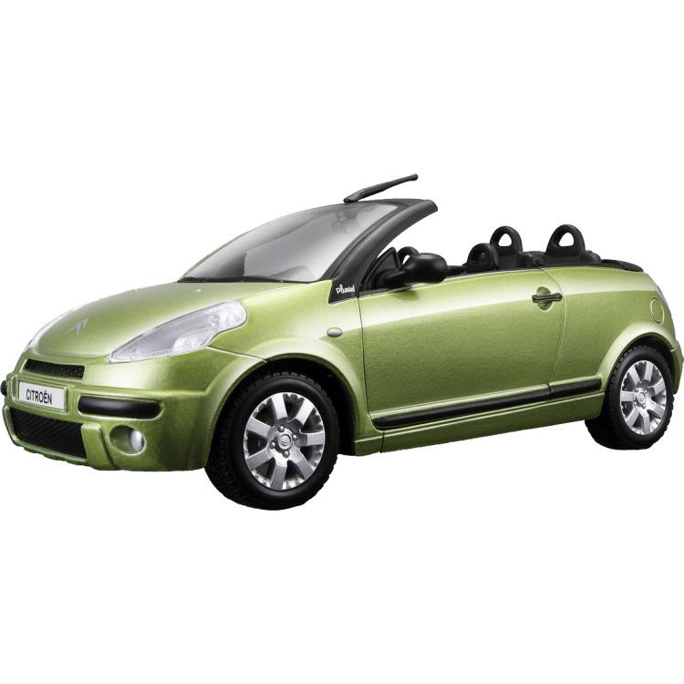 Citroen C3 Pluriel Cabrio 1:24 groen