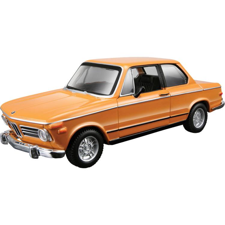 Image of BMW 2002 Tii 1972 1:32 oranje