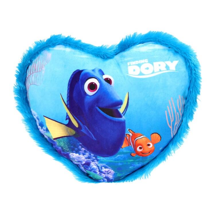 Image of Disney Pixar Finding Dory Kussen Hart, 34 X 30 Cm