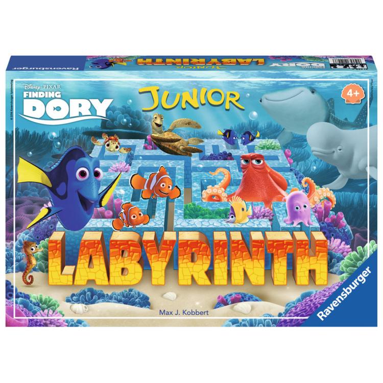 Image of Disney Pixar Finding Dory Junior Labyrin