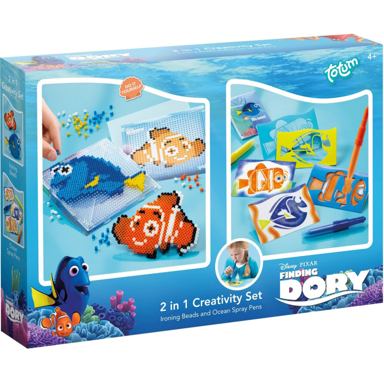 Image of Disney Pixar Finding Dory 2-in-1 Knutselset