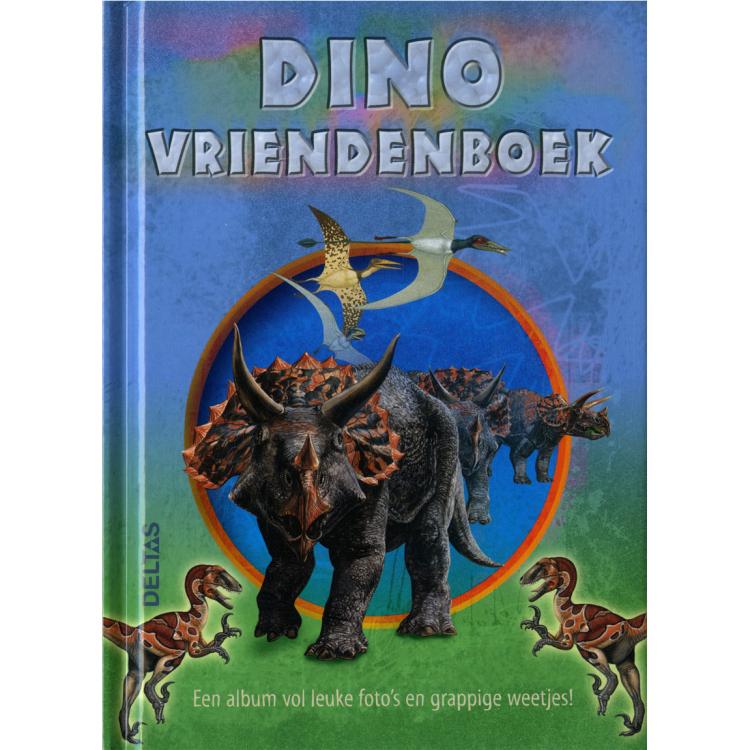 Image of Dino Vriendenboek