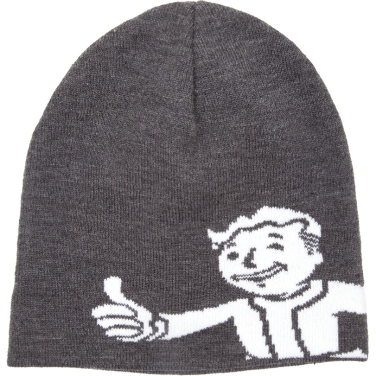 Productafbeelding voor 'Fallout 4 - Vault Boy Approves Beanie'