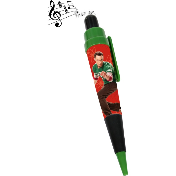 Big Bang Theory: Sheldon Pen With Sound