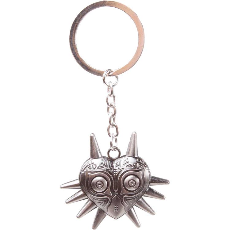 Productafbeelding voor 'Nintendo - Zelda Majora's Mask Metal Keychain'