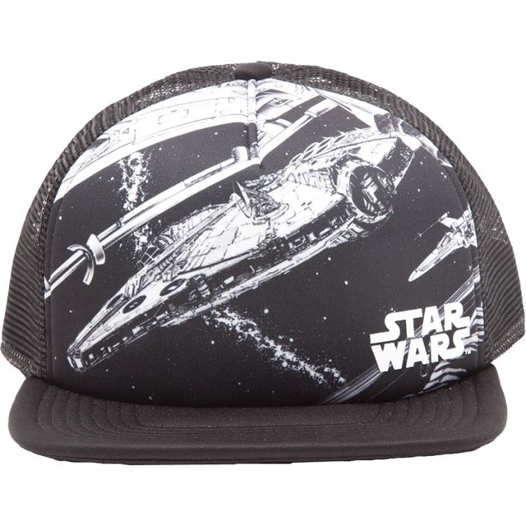 Productafbeelding voor 'Star Wars - Millennium Falcon Snapback'